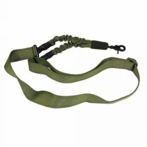 One Point Bungee Sling With QD Snap Hook (OD Green)