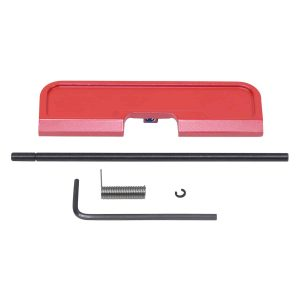 AR-15 Ejection Port Dust Cover Assembly (Gen 3) (Cerakote Red)