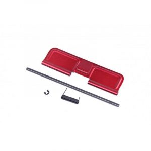 AR-15 Ejection Port Dust Cover Assembly (Cerakote Red)