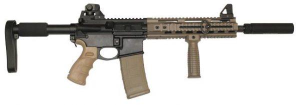 AR-15 5.5'' Fake Suppressor