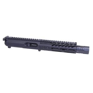 AR-15 9mm Cal Complete Upper Kit W/ Hell Fire Muzzle Device