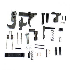 "AR-15 9mm Cal Complete Pistol Kit (4"" Ultralight M-LOK Handguard)"
