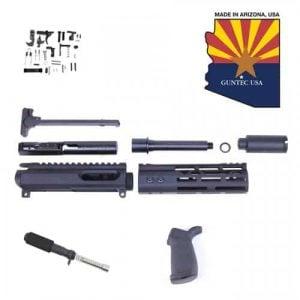 AR-15 9mm Cal Complete Pistol Kit (Modlite M-LOK Hg)