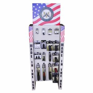 GUNTEC USA Retail Accessory Kit With Floor Display