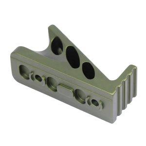 M-LOK Micro Angle Grip (Anodized Green)