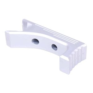 Aluminum Angled Grip For M-LOK System (Gen 2) (Anodized Clear)