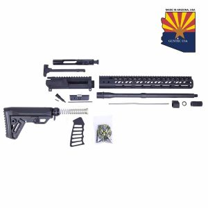 AR-15 5.56 Cal Complete Rifle Kit #5 (No Lower)