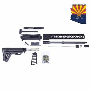 AR-15 5.56 Cal Complete Rifle Kit #6 (No Lower)