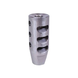 AR-15 Multi Port Stainless Steel Compensator(9mm)