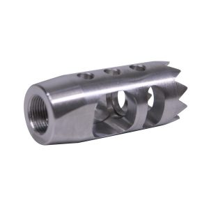 AR-15 Stainless Steel Centurion Flash Hider (9mm)