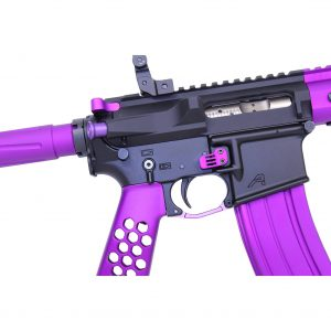 AR-15 Charging Handle (Anodized Purple)
