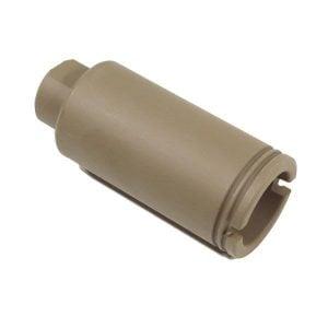AR-15 Cone Flash Can (Flat Dark Earth)