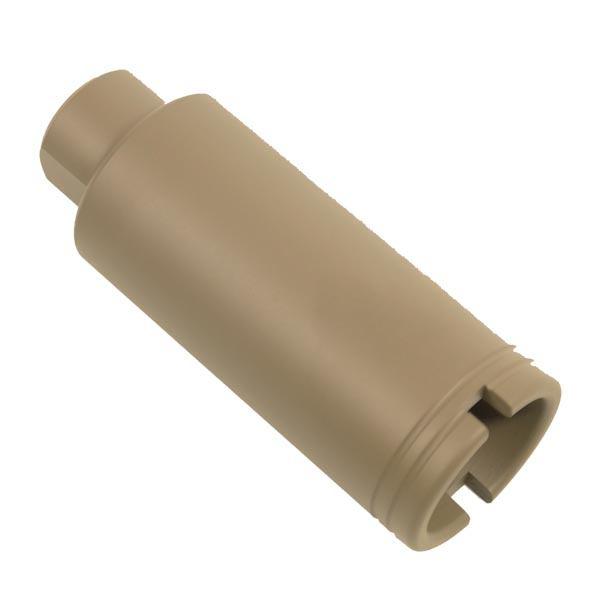 AR-15 Slim Line Cone Flash Can (Flat Dark Earth)