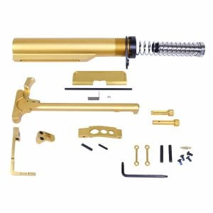 AR-15 Essentials Kit (Anodized Gold)