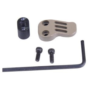 AR-15 / AR .308 Extended Mag Catch Paddle Release (Flat Dark Earth)