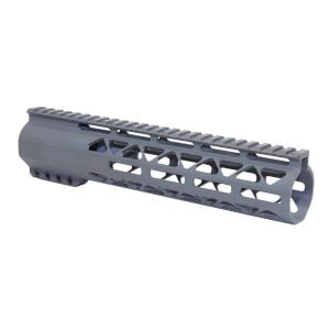 "10"" AIR-LOK Series M-LOK Compression Free Floating Handguard With Monolithic Top Rail (.308 Cal) (OD Green)"