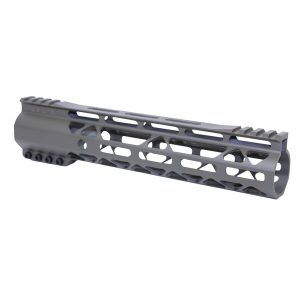 "10"" AIR-LOK Series M-LOK Compression Free Floating Handguard With Monolithic Top Rail (Gen 2) (OD Green)"