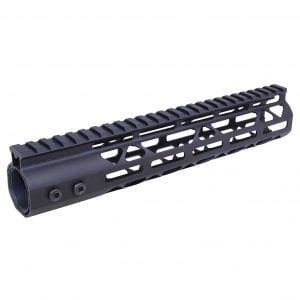 "10"" Air Lite M-LOK Free Floating Handguard With Monolithic Top Rail (Anodized Black)"