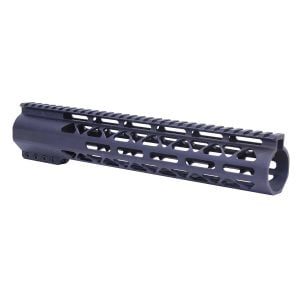 "12"" AIR-LOK Series M-LOK Compression Free Floating Handguard With Monolithic Top Rail (.308 Cal) (Anodized Black)"