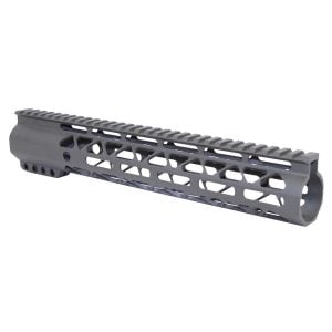 "12"" AIR-LOK Series M-LOK Compression Free Floating Handguard With Monolithic Top Rail (OD Green)"