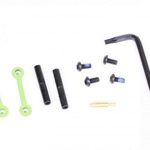 AR-15 Complete Anti-Rotation Trigger/Hammer Pin Set (Zombie Green)