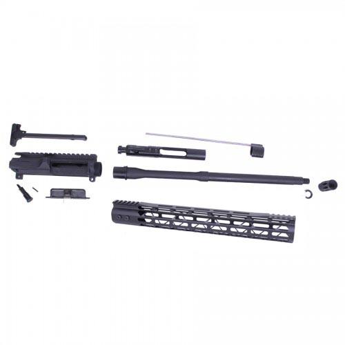 AR-15 5.56 Cal Complete Upper Kit (Carbine Length) (Modlite M-LOK Hg)