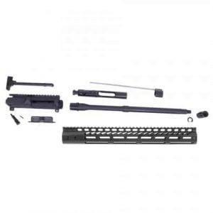 AR-15 5.56 Cal Complete Upper Kit (Carbine Length) (Ultralight M-LOK Hg)