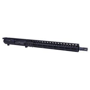 AR .308 Cal Complete Upper Kit (Ultralight M-LOK Hg) (Anodized Black)