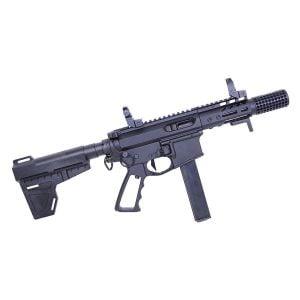 "AR-15 9mm Cal Complete Upper Kit (4"" Ultralight M-LOK Handguard)"