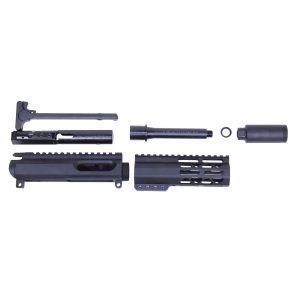 "AR-15 9mm Cal Complete Upper Kit (6"" AIR-LOK Series M-LOK Hg)"