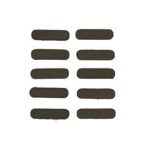 M-LOK Rubber Neoprene Insert Covers With Protruding Grooves (Gen 2)