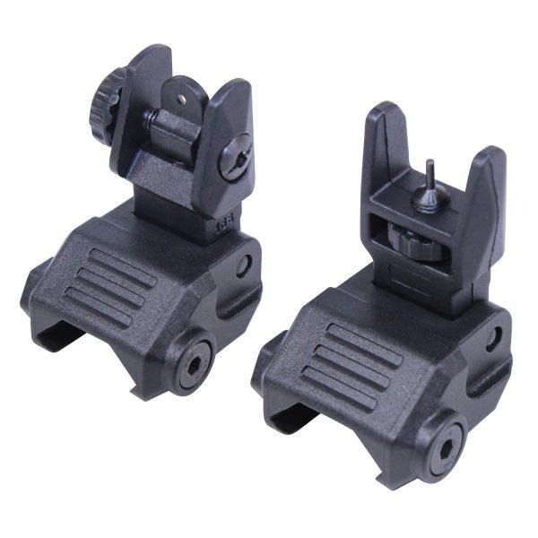 AR-15 'PQS' Polymer Quick Sights