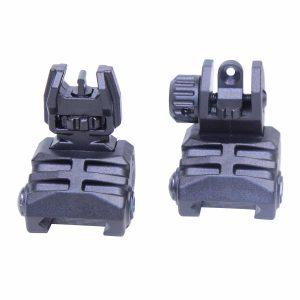 AR-15 Tactical Polymer Folding Sights