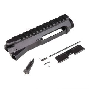AR-15 Billet Upper Receiver With Forward Assist & Ejection Door Assembly