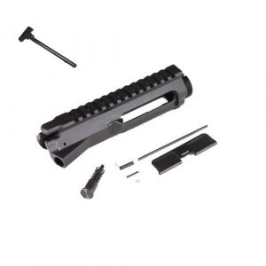 AR-15 Billet Upper Receiver Complete With Charging Handle