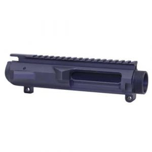 AR .308 Cal Stripped Billet Upper Receiver (Gen 2) (Anodized Black)