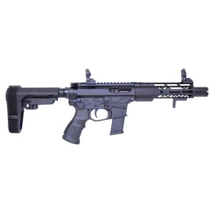 AR-15 .45 Acp Cal Complete Upper Receiver Combo Kit