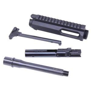 """AR-15 . ACP Cal Complete Upper Receiver Combo Kit W/ 7.5"""" Barrel 45"""