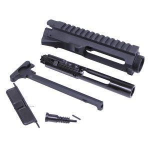 AR-15 5.56 Cal Complete Billet Upper Receiver Combo Kit
