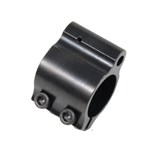 AR-15 Steel Low Profile Clamp On Gas Block (Gen 2)