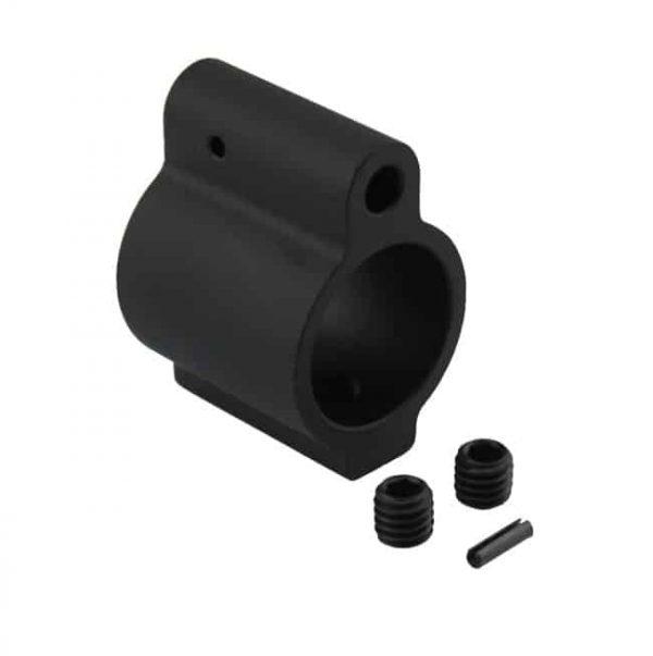 AR-15 Aluminum Low Profile .750 Gas Block