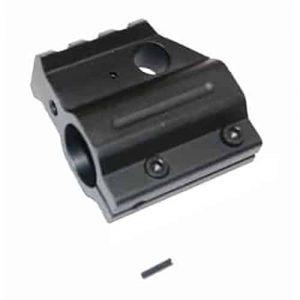 AR-15 Clamp On Aluminum Rail Height Gas Block (Gen 2)