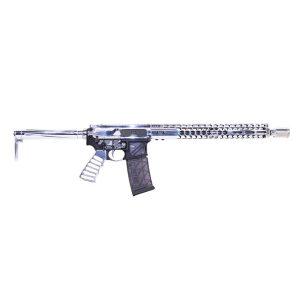 AR-15 High Polish Honeycomb M-LOK Series Complete Furniture Set W/ Matching Upper Receiver (Gen 2)