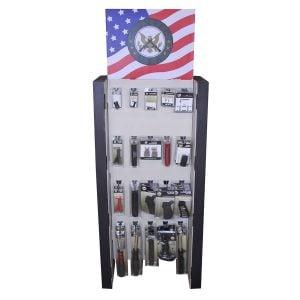 GUNTEC USA Retail Floor Display Stand
