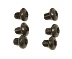 Torx Screws For Ar-15 Free Floating Handguard Barrel Nut (6 Pack)