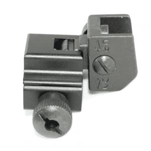 AR-15 Rear A2 Style Folding Iron Sight