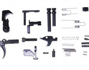 Ar .308 Enhanced Complete Lower Parts Kit