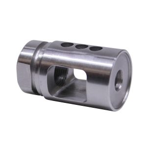 AR-15 Micro Comp Stainless Steel Compensator