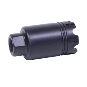 AR .308 Cal Micro 'Trident' Flash Can With Glass Breaker