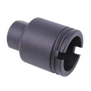 AR 9mm Cal Stubby Slim Compact Flash Can